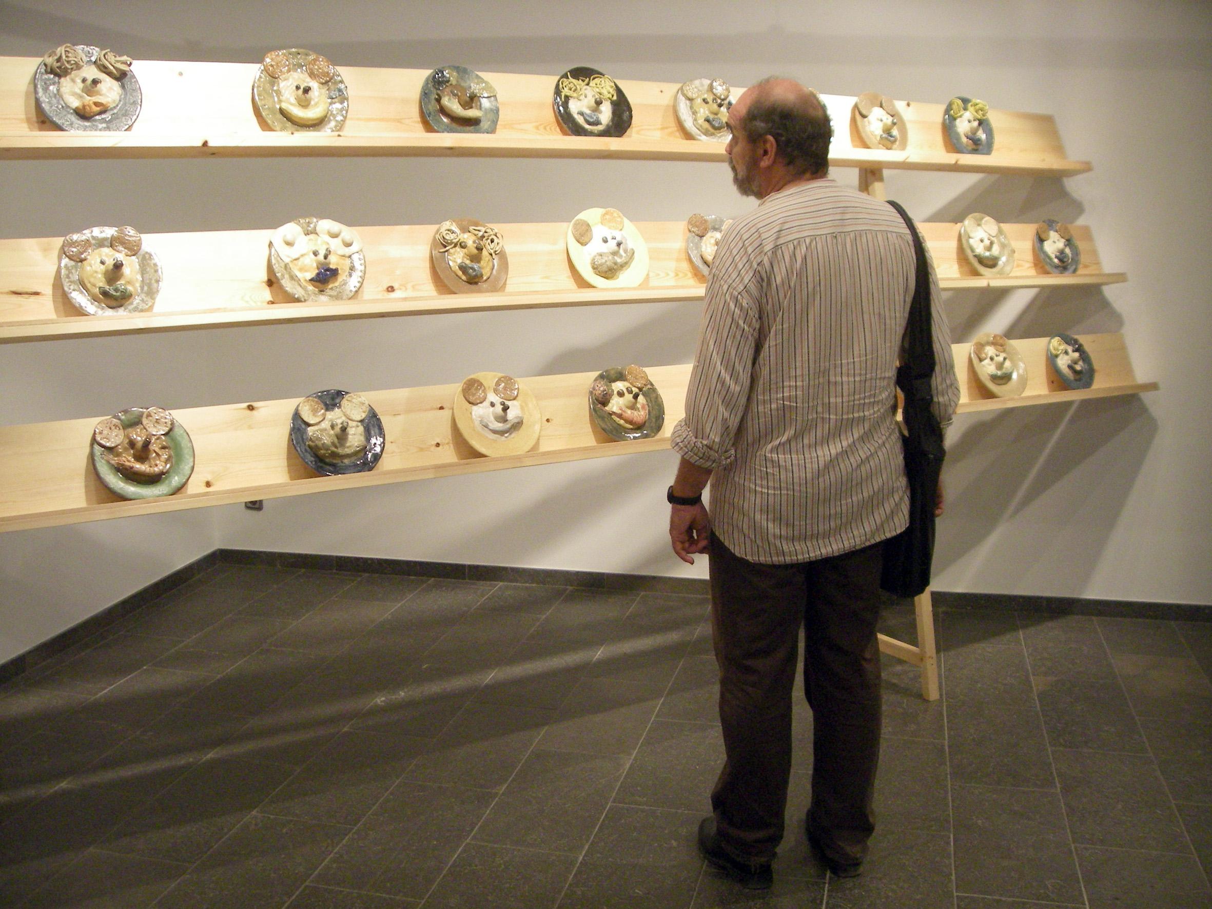 Eudald camps mem ria i descampat page 31 for Tot ceramica figueres