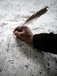 Manolo Sierra dibuix