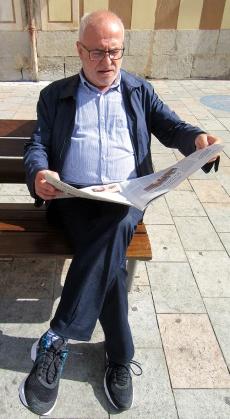Eugeni Prieto lectura